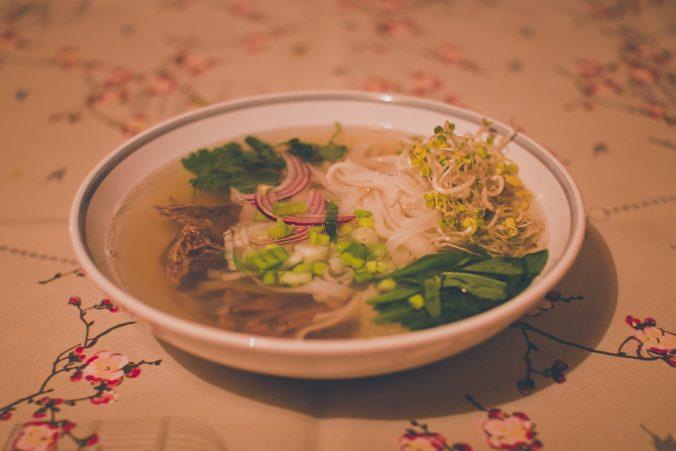 Vietnamská polievka