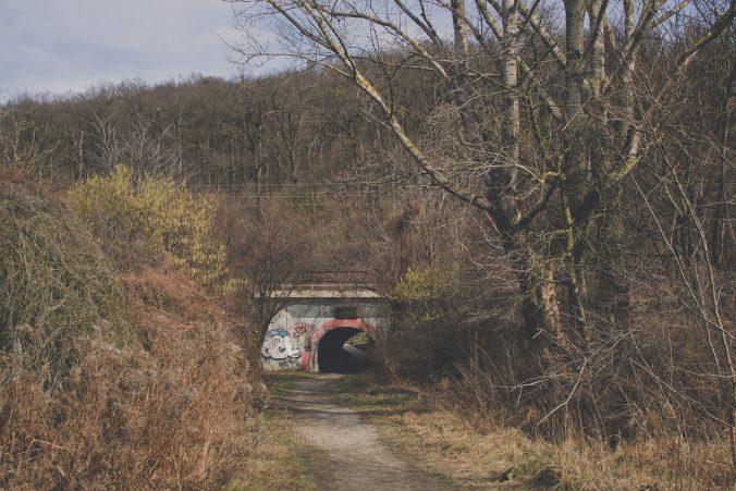 Železničný most pri Lamači